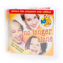 No longer alone (englische CD)