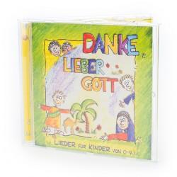 Danke, lieber Gott (CD)