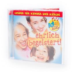Ehrlich begeistert (CD)