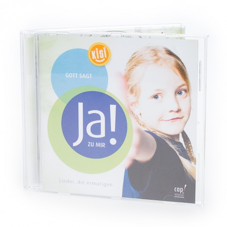 Gott sagt Ja zu mir (CD)