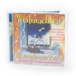 Weihnachten ist die schönste Zeit 2 (CD)