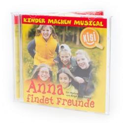 Anna findet Freunde (CD)