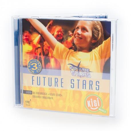 Future Stars (CD)