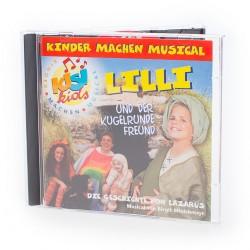 Lilli und der kugelrunde Freund (CD)