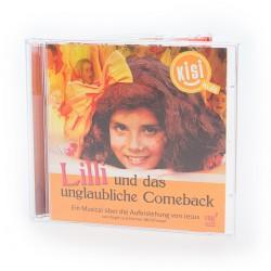 Lilli und das unglaubliche Comeback (CD)