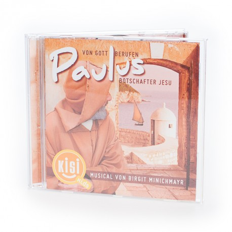 Von Gott berufen – Paulus – Botschafter Jesu (CD)