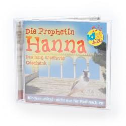 Die Prophetin Hanna (CD)