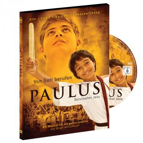 Von Gott berufen – Paulus – Botschafter Jesu (DVD)
