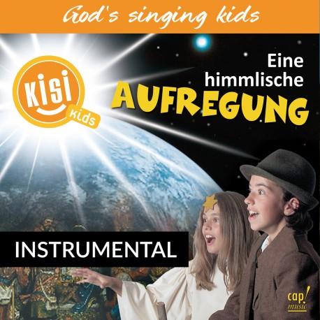 Eine himmlische Aufregung (Instrumental-CD)