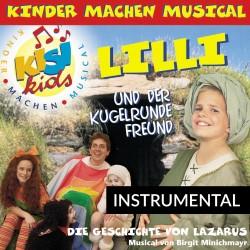 Lilli und der kugelrunde Freund (Instrumental-CD)
