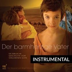 Der barmherzige Vater (Instrumental-CD)