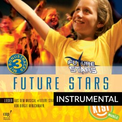 Future Stars (Instrumental-CD)