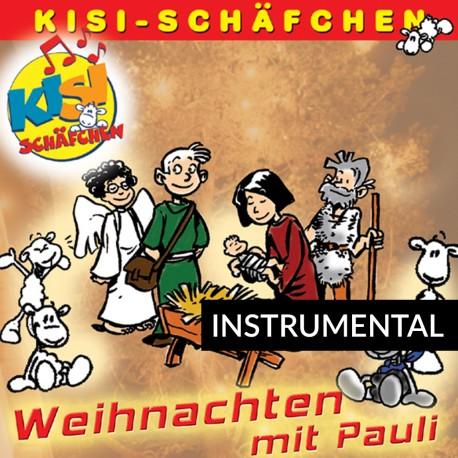 Weihnachten mit Pauli (Instrumental-CD)