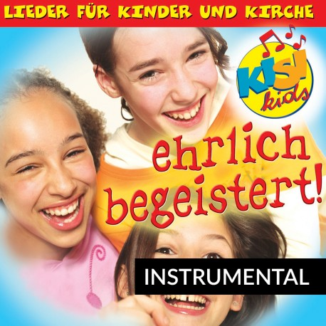 Ehrlich begeistert (Instrumental-CD)