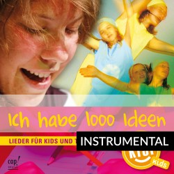 Ich habe 1000 Ideen (Instrumental-CD)