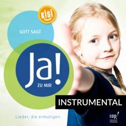 Gott sagt Ja zu mir (Instrumental-CD)