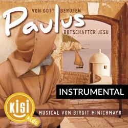 Von Gott berufen – Paulus – Botschafter Jesu (Instrumental-CD)