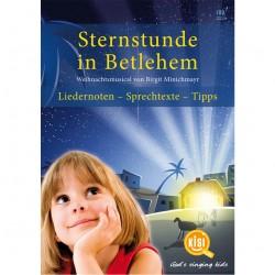 Sternstunde in Betlehem (Liederheft)