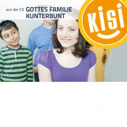 "KISI-Session ""Wir sind Gottes Familie Kunterbunt"" (Modellstunde)"