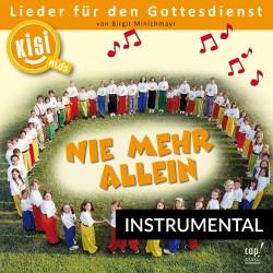 Nie mehr allein (Instrumental-CD)