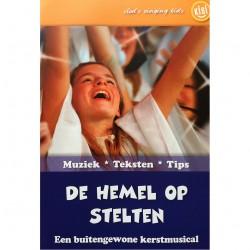 De hemel op stelten (holländisches Liederheft)