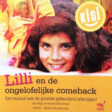 Lilli en de ongelofelijke comeback (holländische CD)