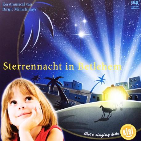 Sterrennacht in Betlehem (holländische CD)