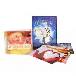 Weihnachts-Paket: DVD Die Sternstunde, CD Wunder dieser Nacht, 5 Weihnachstskarten