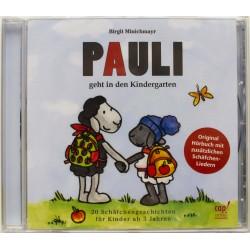 Pauli geht in den Kindergarten (Hörbuch)