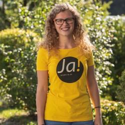 "T-Shirt ""JA"""