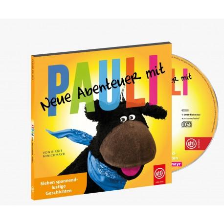 Neue Abenteuer mit Pauli (CD)